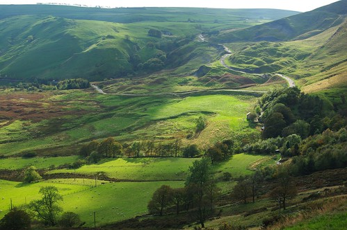 20111016-23_The Landslip Area below Mam Tor + The Old Road by gary.hadden