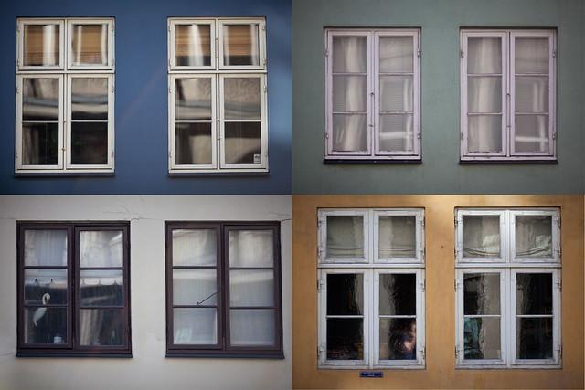Noen vinduer #2