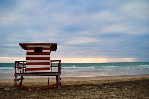 Punta Carnero by Christian Ubilla