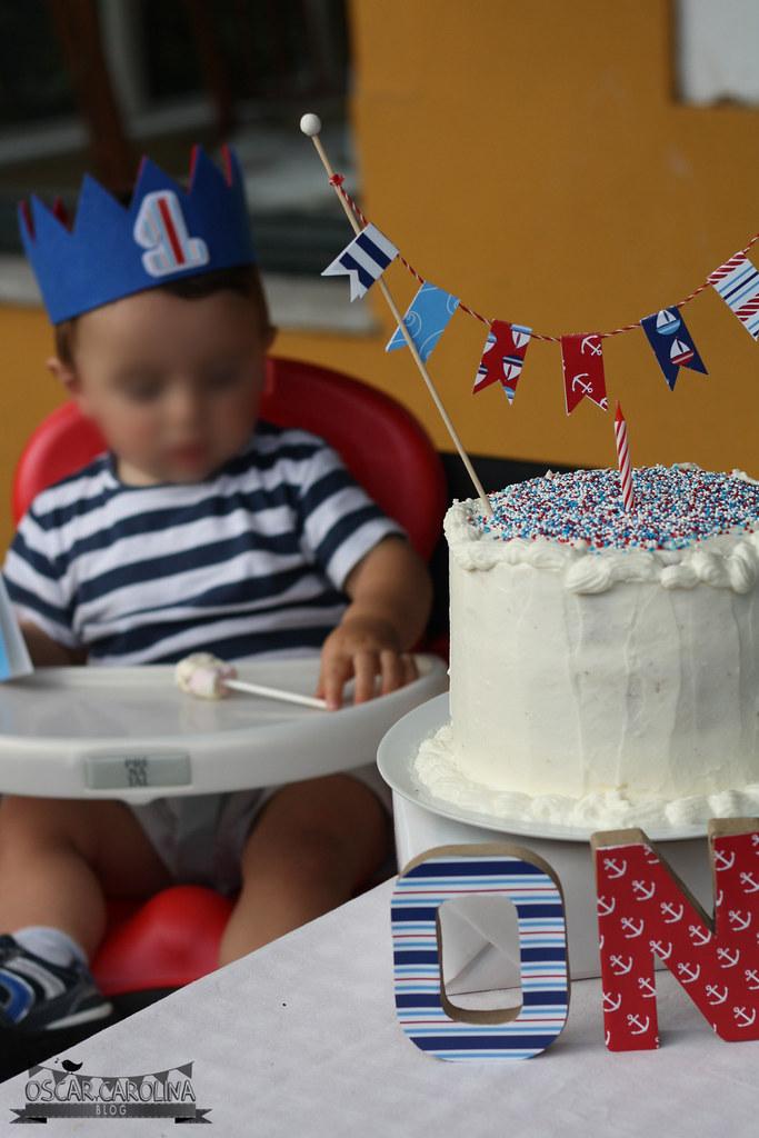 cumpleaños marinero asturias layercake