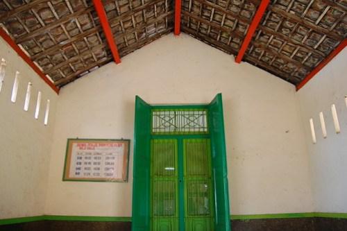 Interior of Tagogapu Train Station