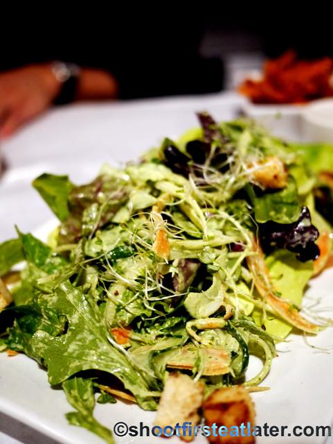 Umami Burger-Umami Salad $7