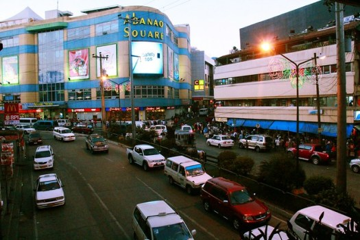 Abanao Street and Harrison Road, Baguio