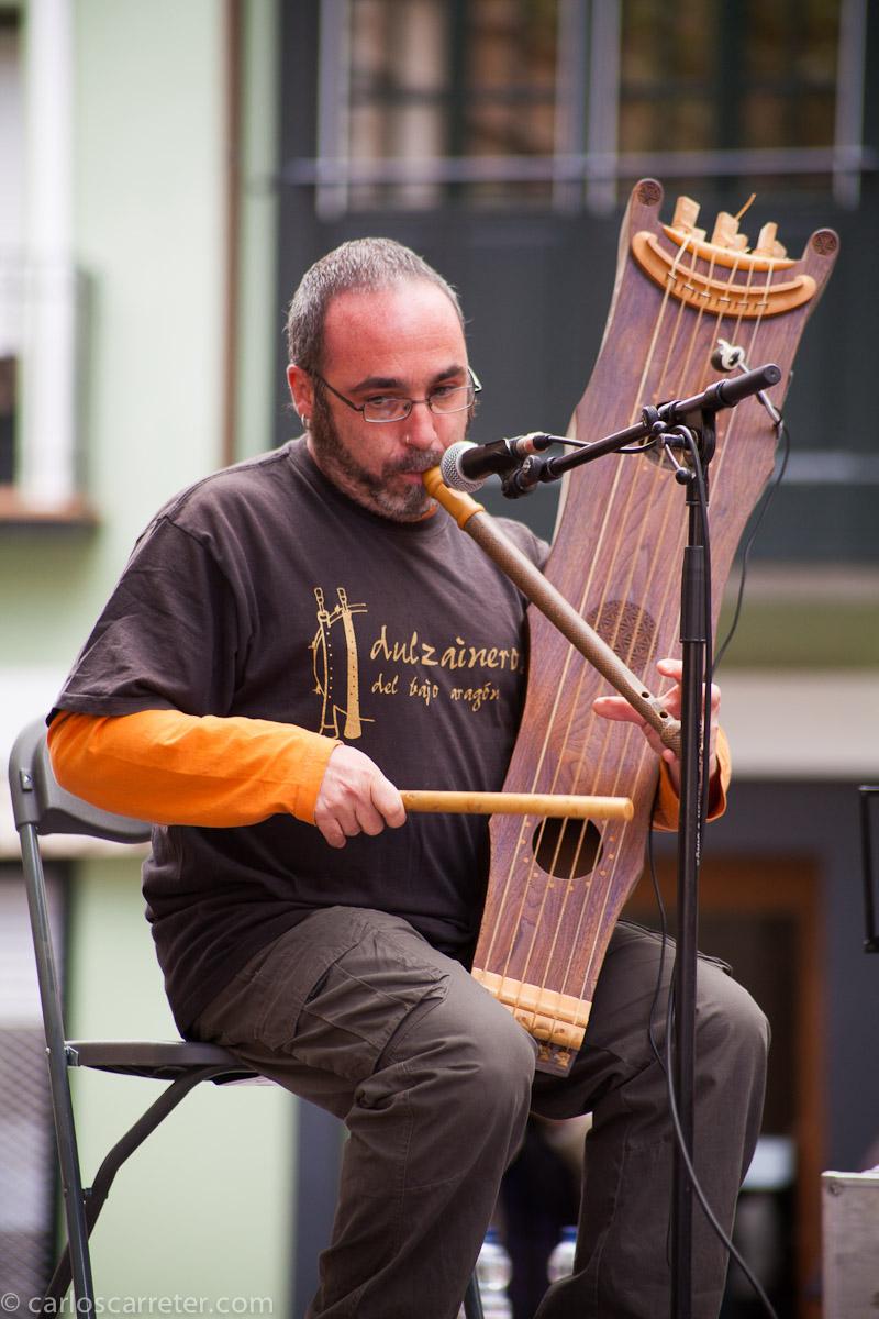 Música y baile popular con Zicután en San Felipe