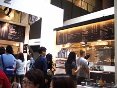 Dean & Deluca, Orchard Central, Singapore