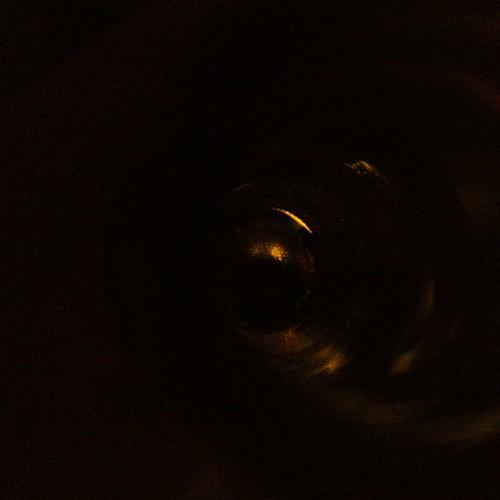 Empty beer by rutroncal