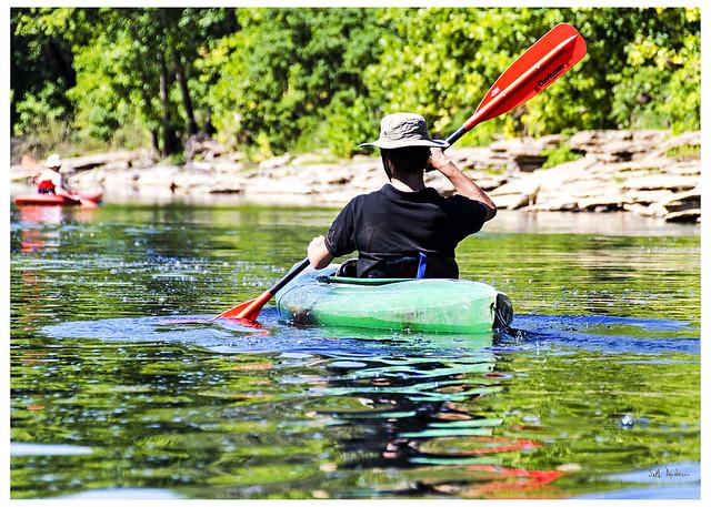 Marty - Buffalo National River