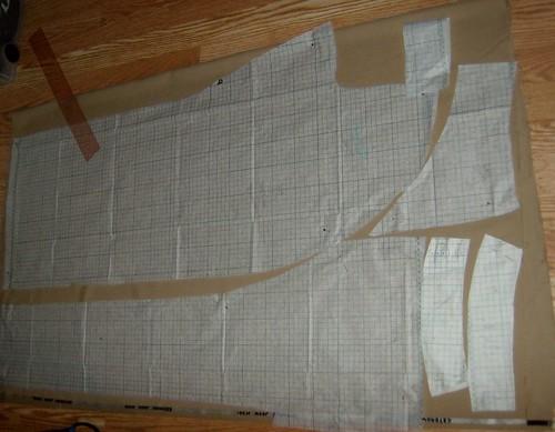 pattern layout
