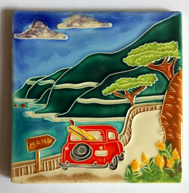 road to hana tile