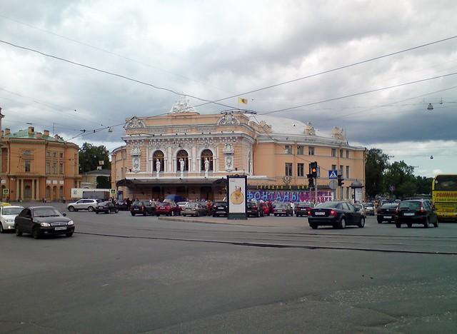 Цирк Чинизелли // Ciniselli's Circus