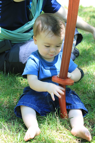 New York - Central Park - Sagan Studies Broad Sword 2