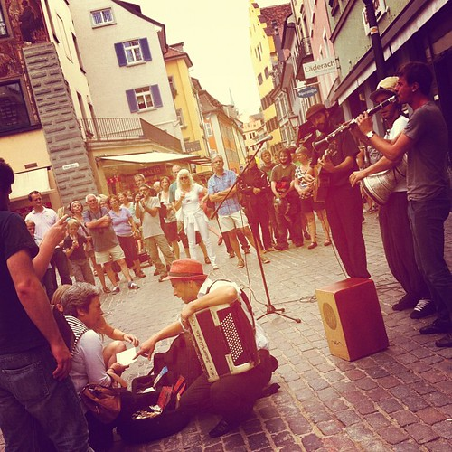 street music by rosenegg