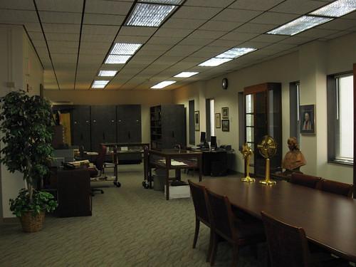 Reading Room, Marianist Archives (Dayton, Ohio)