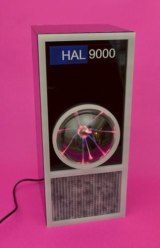 HAL 9000 Running