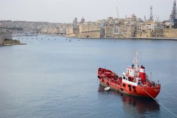 View from Upper Barrakka Gardens | Exploring Valletta, Malta | No Apathy Allowed