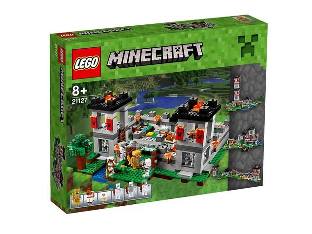 LEGO Minecraft 21127