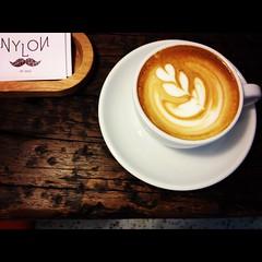 5oz double shot, Nylon Coffee Roasters, Everton Park