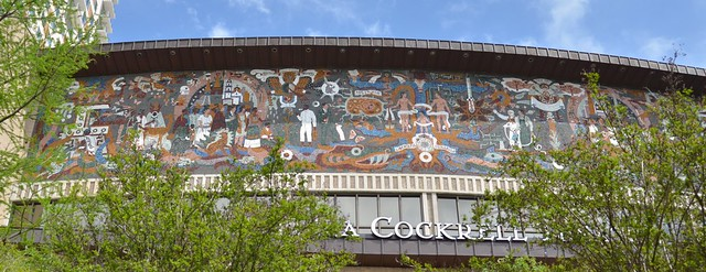 Civic Center Mosaic