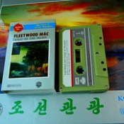 Seoul Korea rare cassette Fleetwood Mac