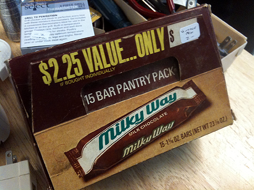 15 Bar Pantry Pack