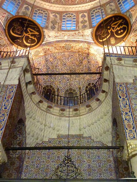 Istanbul - avril 2012 - jour 4 - 171 - Yeni Camii