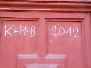 K+M+B 2012