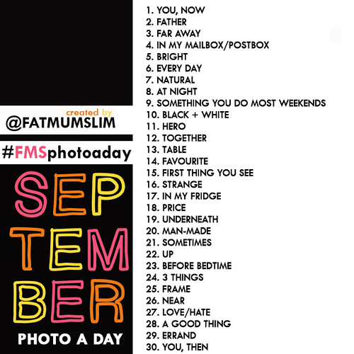 September Photo A Day by TM2TS