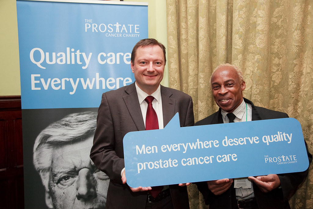 The Prostate Cancer Charity