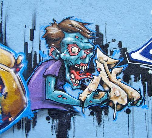 zombie by Creatures Crew