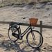 Bike in the dunes