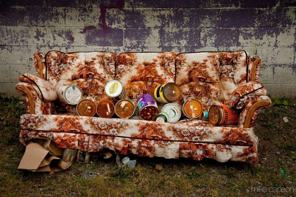 Saint John - Painted Couch