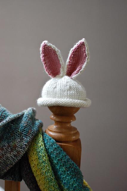 Bunny hat 1