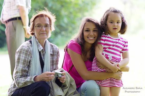 Pe, Noemí & Karen - 24/06/2012 by Alejandro Barja