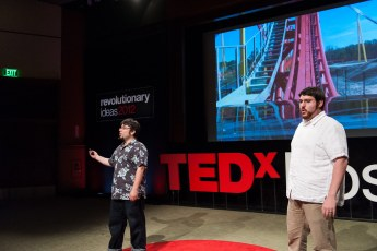TEDxBoston 2012 - Kevin Spak, Sam Liberty