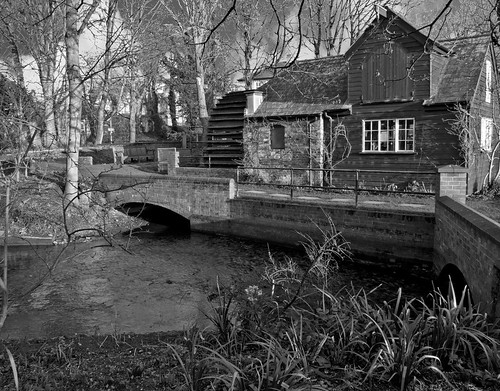The Mill on the Rye - Desaturated version. Not bad, but a little flat