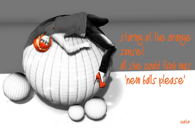 02 Aug. 2012: Last Words - New Balls Please