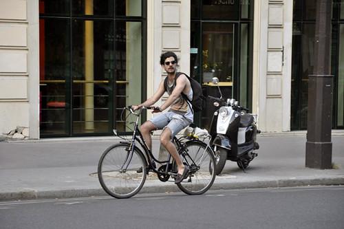 Paris mocassins by Aude