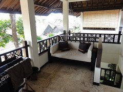 Balcony at The Seri Suites