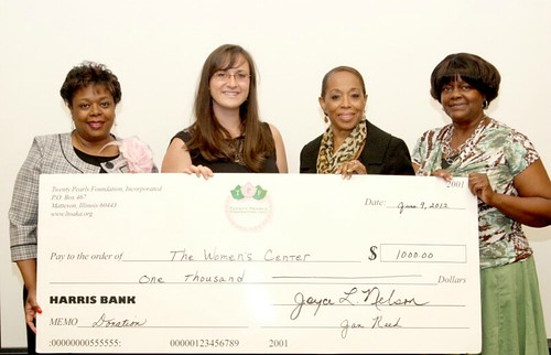 Donation to The Women's Center