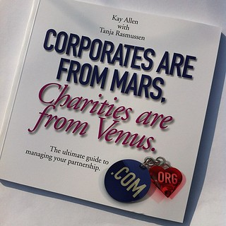 Corporates are from Mars, Charities are from Venus