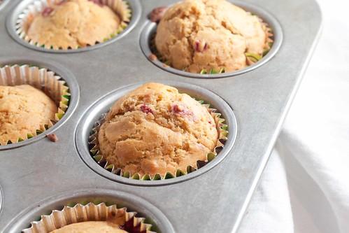 Raspberry Almond Muffins (1 of 4)