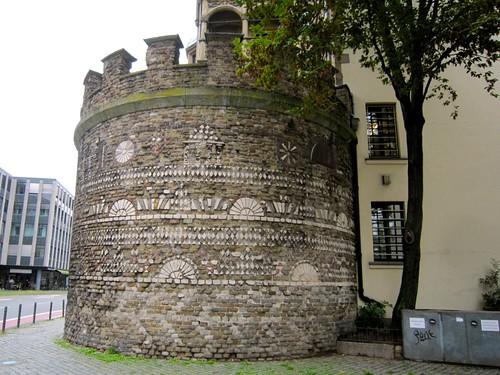 Roman Tower by Webminkette