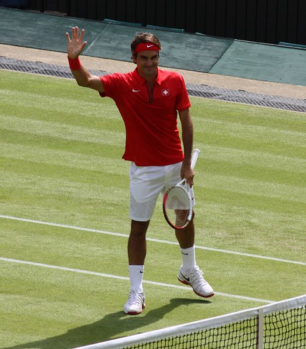 Roger Federer (Switzerland)
