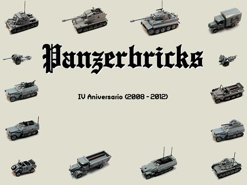 IV aniversario de Panzerbricks