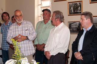 Governador visita Matutu-Aiuruoca