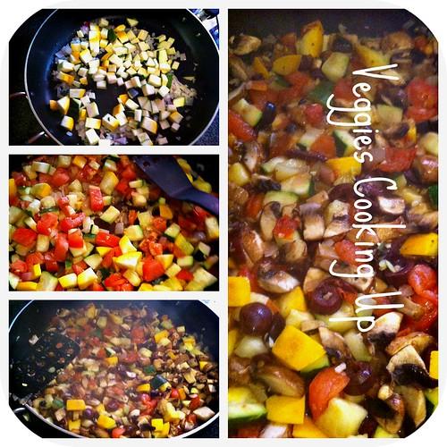 Mix veggies