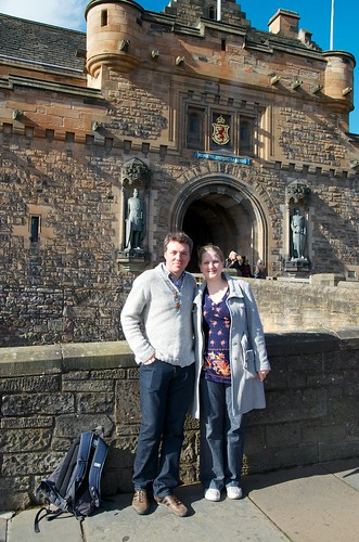Day Out In Edinburgh - Weds 3rd Oct 2012