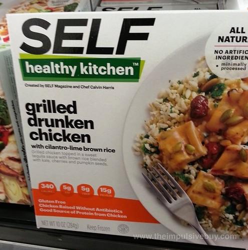 SELF Healthy Kitchen Grilled Drunken Chicken