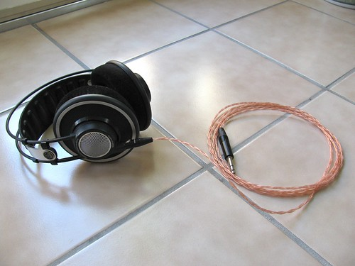 akg k702 aftermarket cable