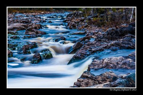 Kongsberg Golden silk river-2 by Tor Magnus Anfinsen